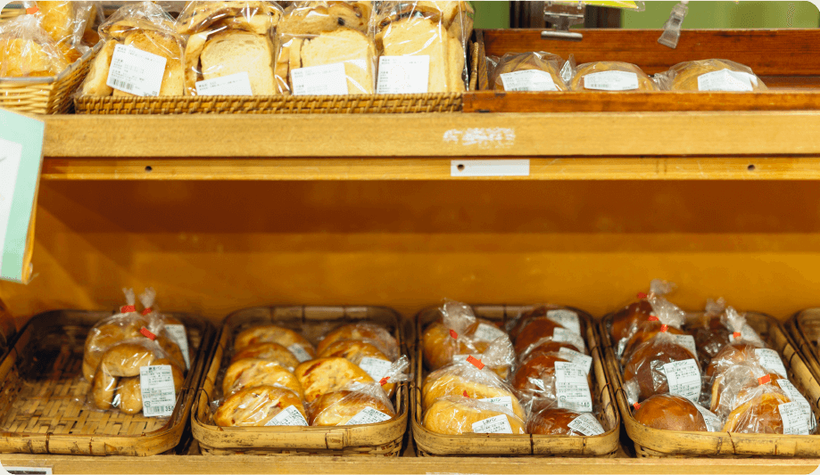 手作り惣菜・弁当・パン